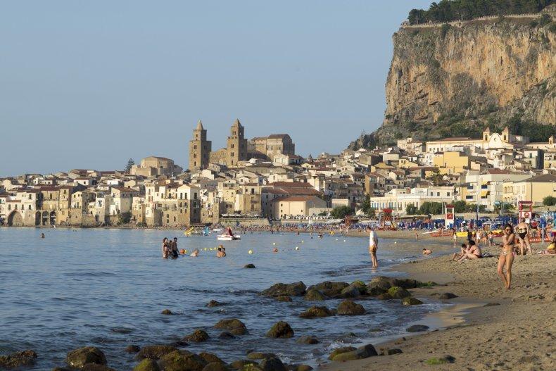 Sicily in Italy