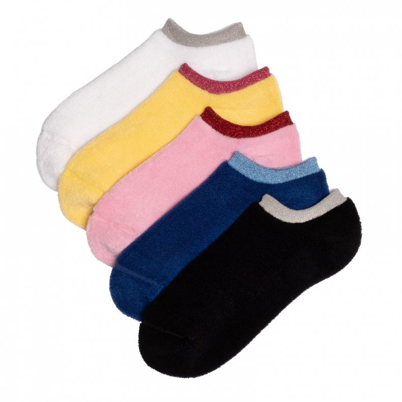 Elizabeth Reid  Terry socks