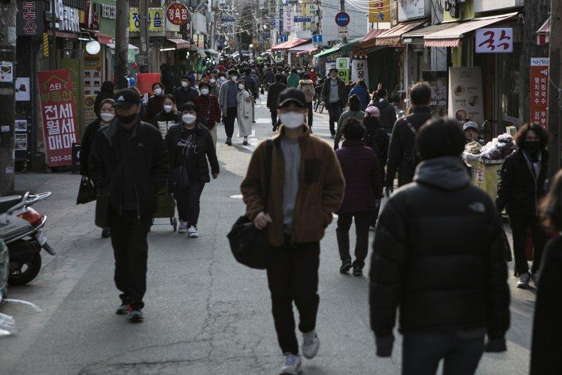 Seoul, Coronavirus