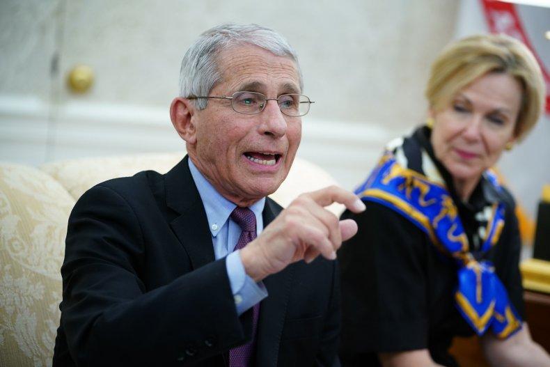 US-POLITICS-HEALTH-VIRUS-TRUMP-EDWARDS