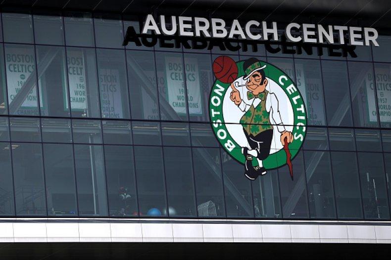 Boston Celtics Practice Center