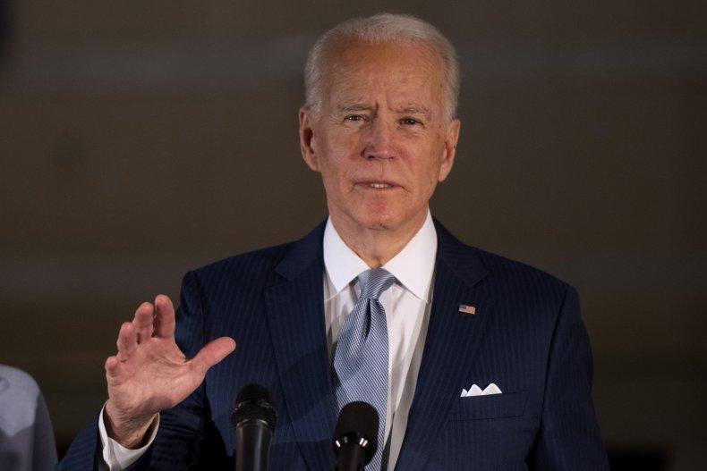 Democratic Joe Biden