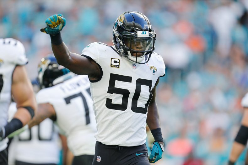 Telvin Smith, Jacksonville Jaguars