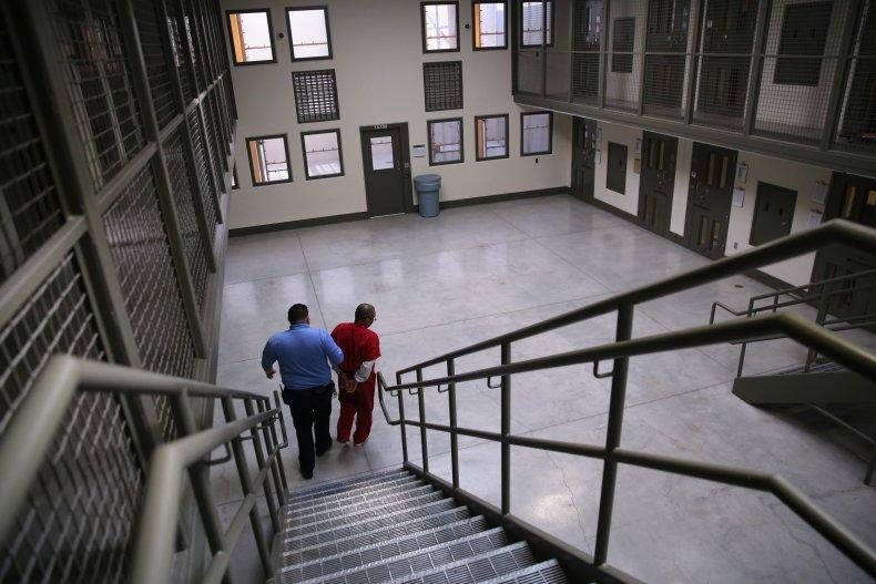 ICE detention center