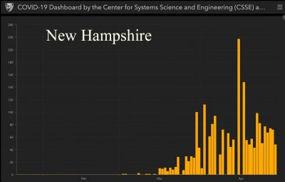 coronavirus cases new hampshire