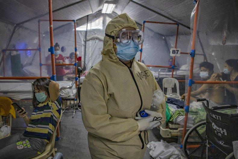The R rate in coronavirus pandemic