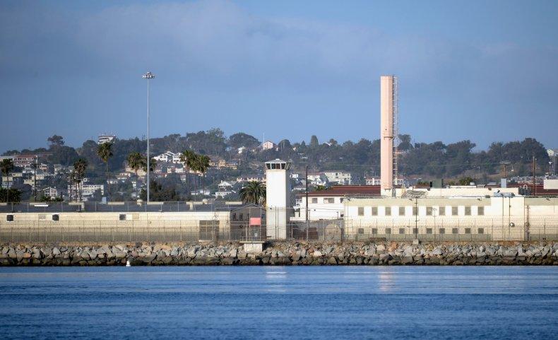 FCI Terminal Island Prison