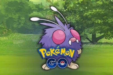 pokemon go venonat kanto throwback event