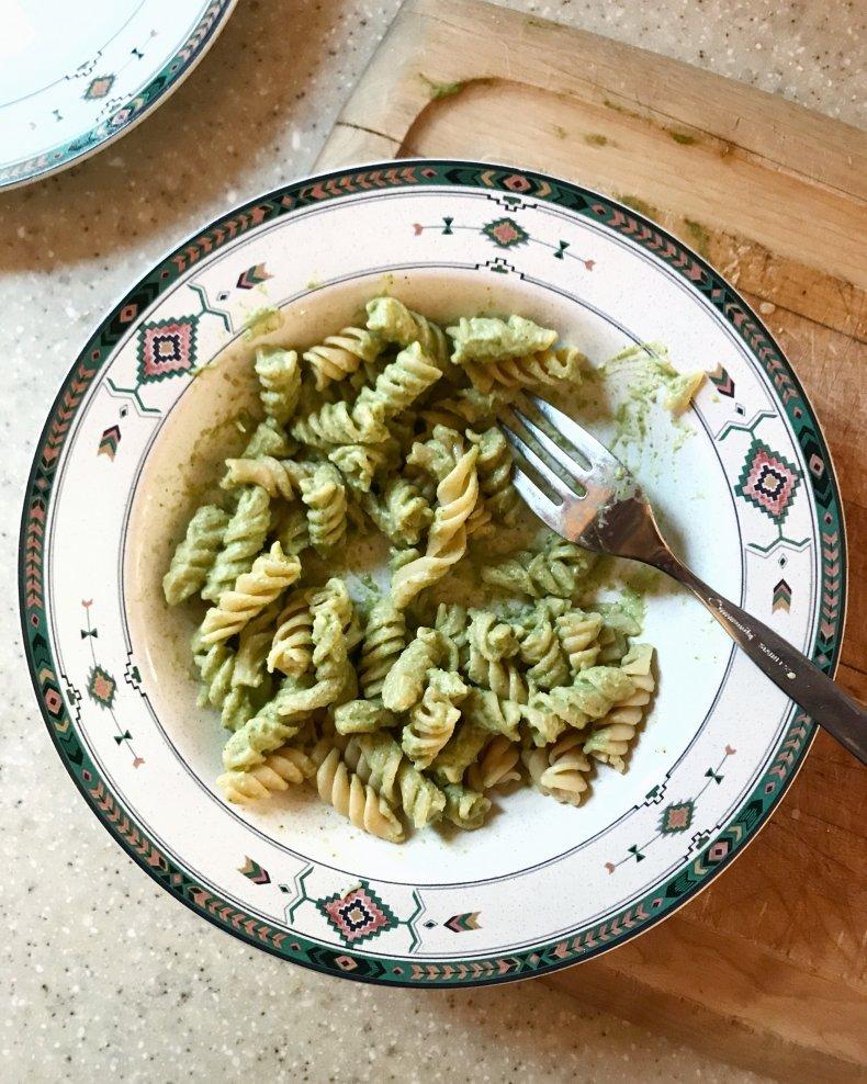 Lukas Volger broccoli sauce
