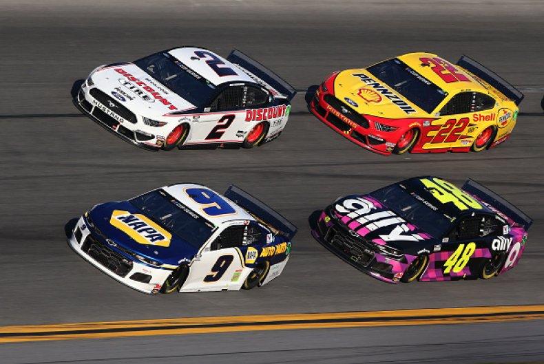 NASCAR at Daytona 500