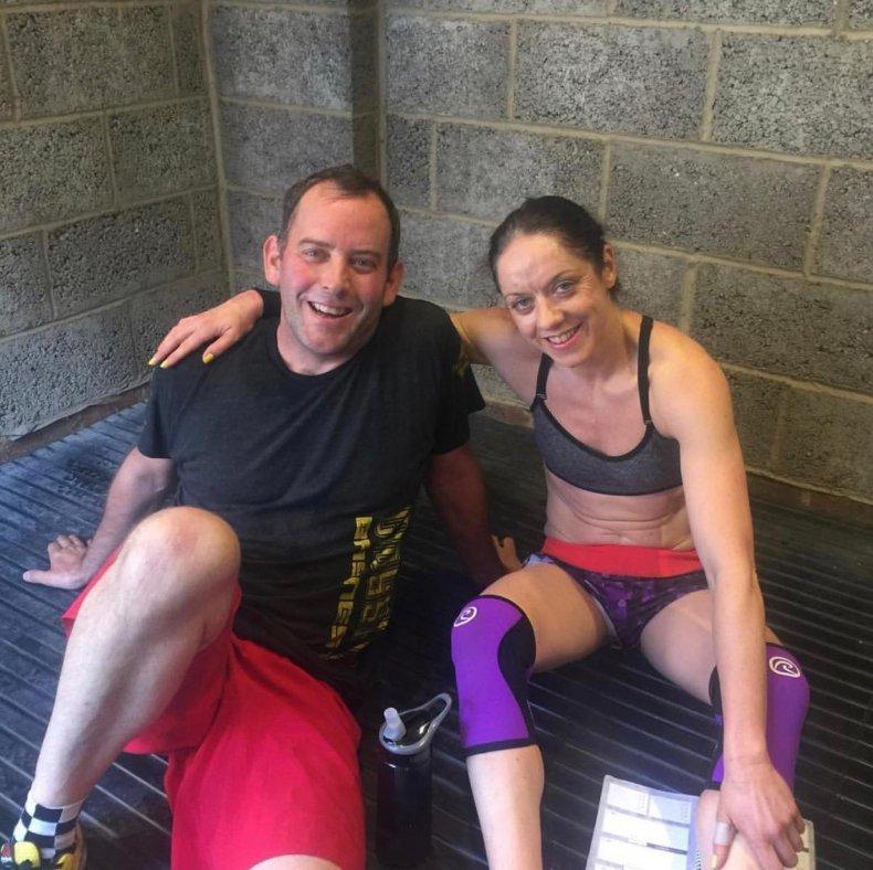 Multiple Sclerosis, Running, Marathons, Lockdown, COVID-19