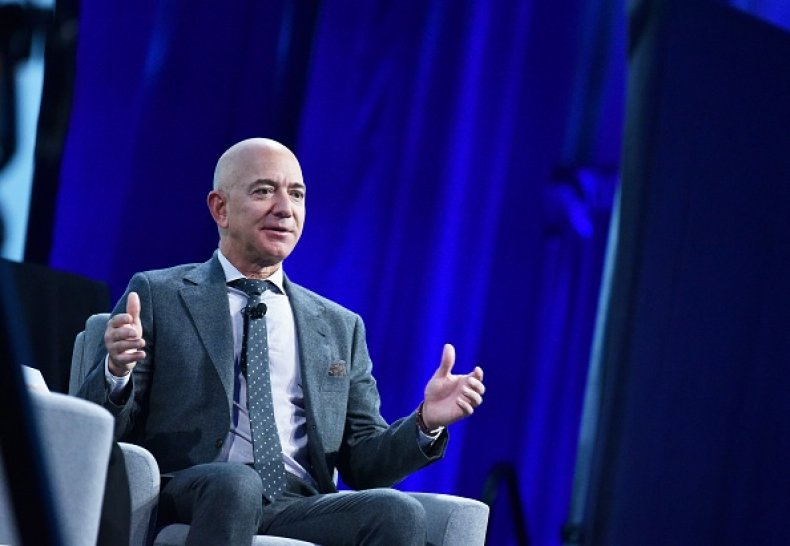 Jeff Bezos IAF