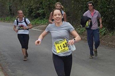 Multiple Sclerosis, Coronavirus, Lockdown, Marathon, Running