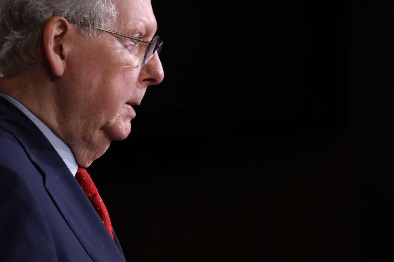 Senate to return to Washington Monday
