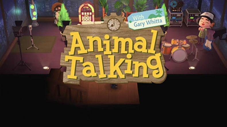 animal crossing new horizons talking gary whitta