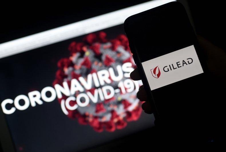 Gilead remdesivir coronavirus FDA