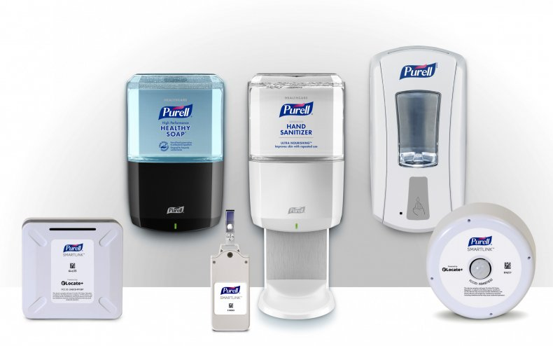 Infection Prevention Products_PURELL