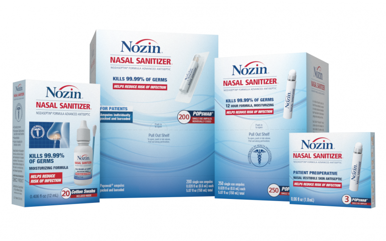 Infection Prevention Products_Nozin