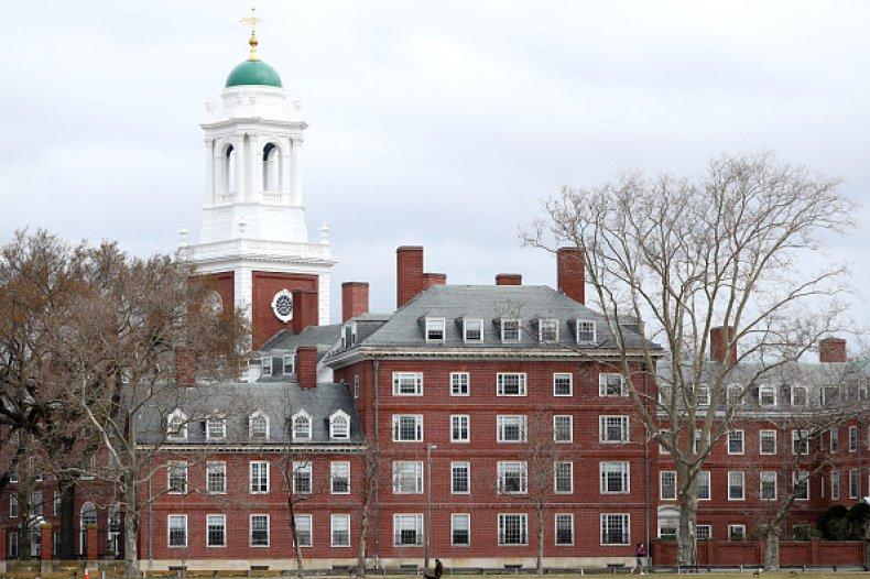 Harvard March 2020