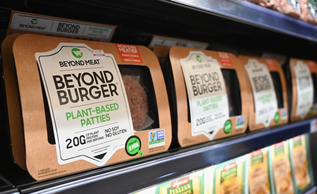 Beyond Meat and its Rivals Rely on Chinese Ingredients, Opening Food-Safety Debate In the COVID-19 Era