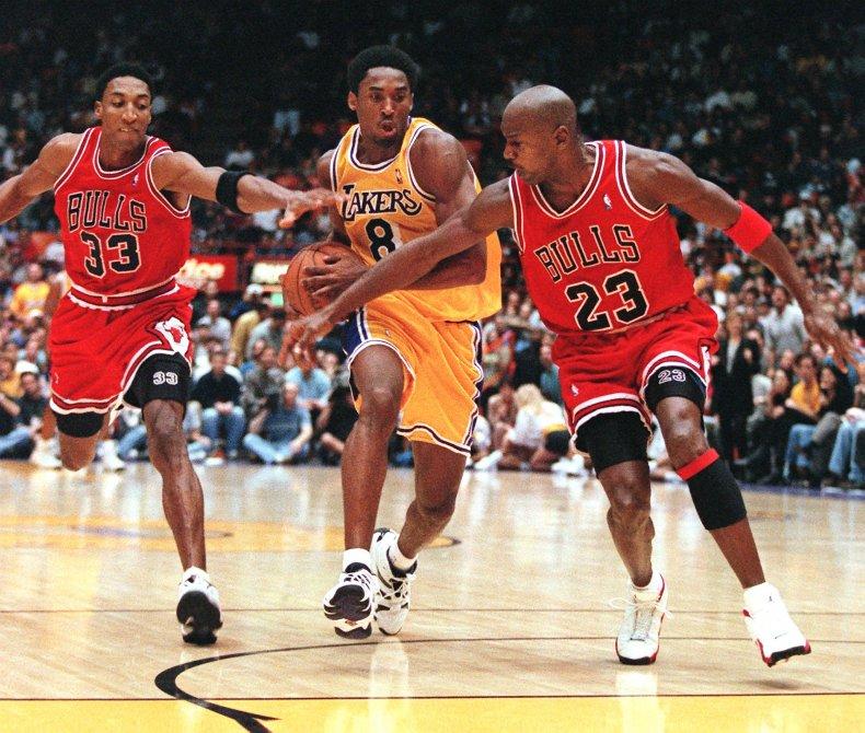 Getty Images Michael Jordan