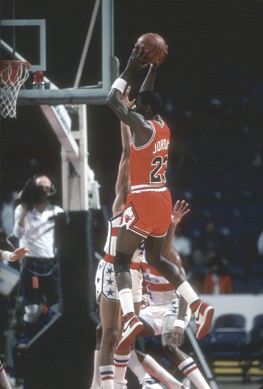 Getty Images Michael Jordan 2