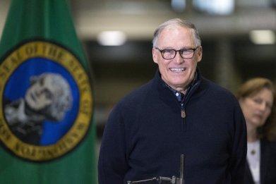 Washington Trump Governor Inslee Coronavirus Fox News