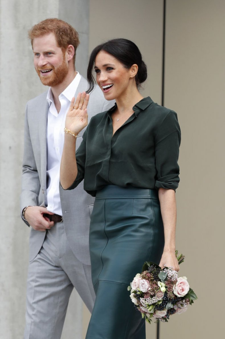 Prince Harry and Meghan Markle Sussex