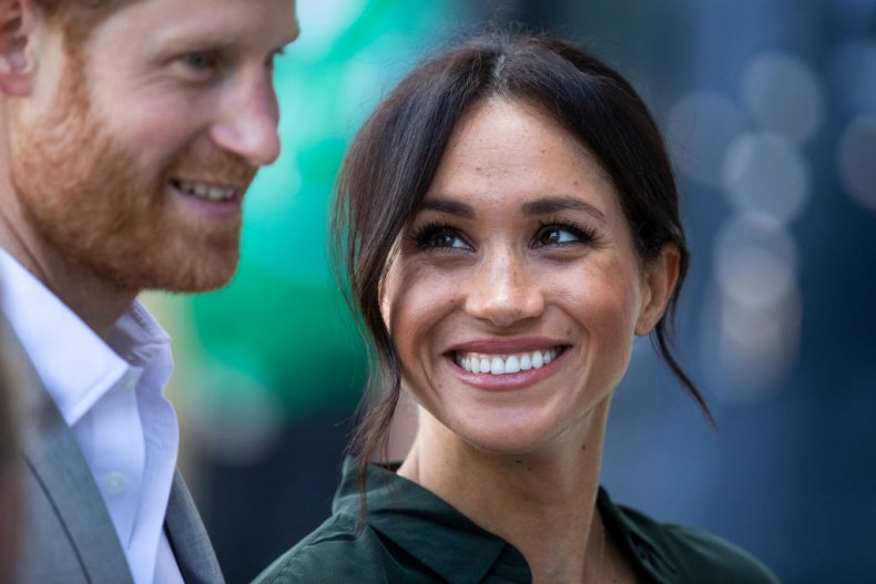 Meghan Markle and Prince Harry in Chichester