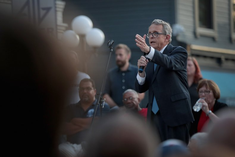 Mike DeWine begins to reopen Ohio