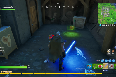 may the 4th star wars fortnite lightsaber