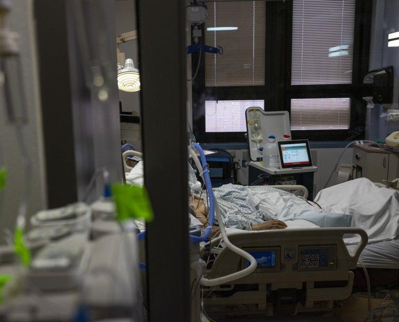 Patient COVID-19 ventilator