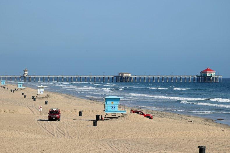 california beaches closures lawsuits