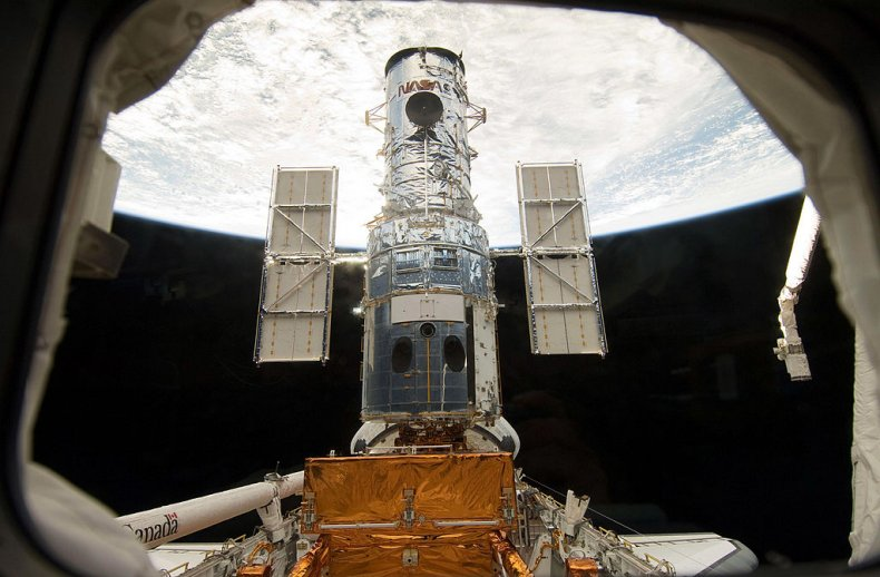 Astronaut, NASA, Space Travel, Hubble Telescope