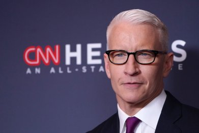 Anderson Cooper Says Trump 'Hijacked' Coronavirus Press Briefings