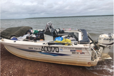 Anthony Vanharen Boat