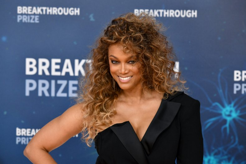 Old Clips of 'America's Next Top Model' Surfaced on Twitter And People Are Dragging Tyra Banks