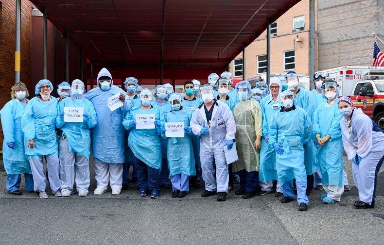 Nurses in New York City