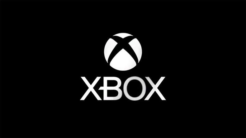 xbox logo 20/20 black white