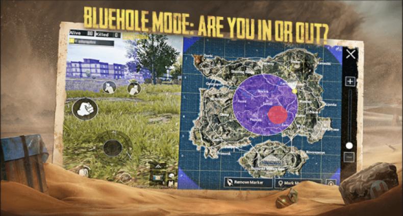 pubg mobile bluehole mode