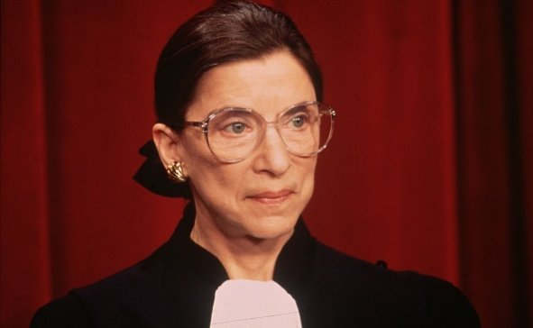 Ruth Bader Ginsberg 1993