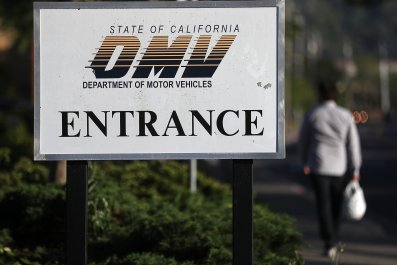 California, DMV, department of motor vehicles, 2017