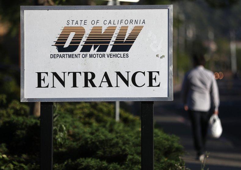 California, DMV, department of motor vehicles, 2017