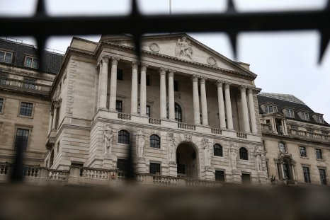 The Bank of England is warning the U.K. economy could shrink by 14%