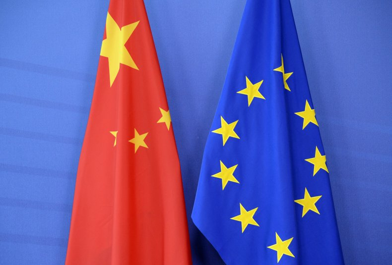 China, Europe, EU, investment, economic, coronavirus, trade