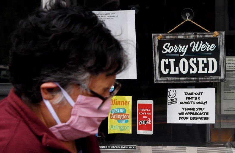 business closed coronavirus arlington virginia 2020