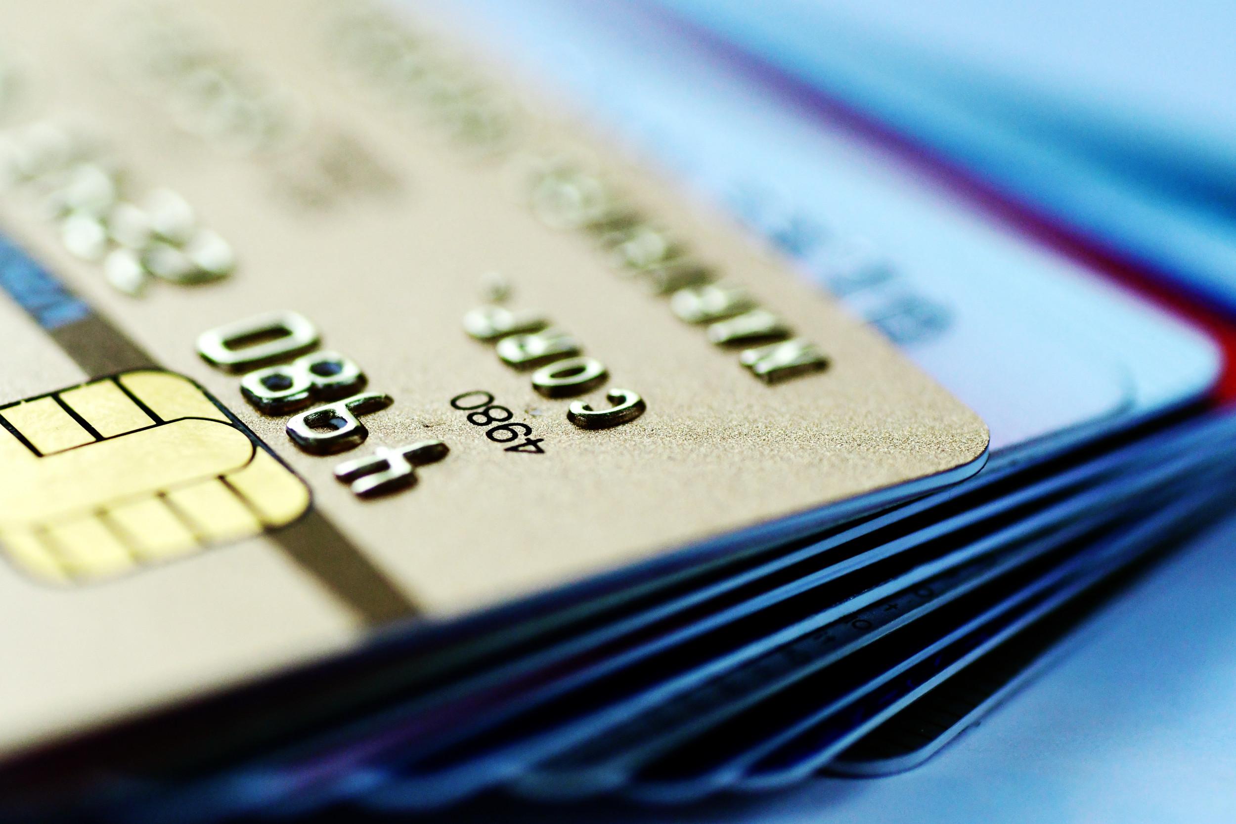 Clear Credit Card Debt