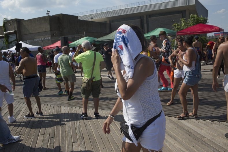 heatwave, new york city