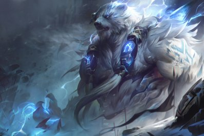 League of legends volibear vgu rework stream