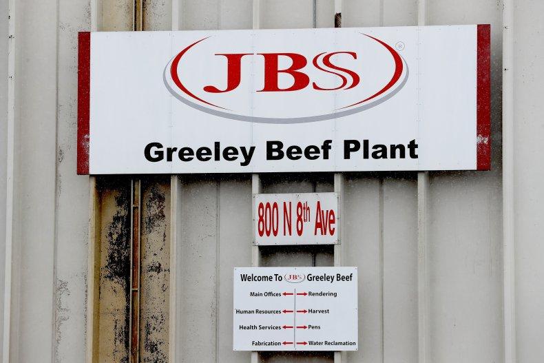 JBS Greenley, Colorado